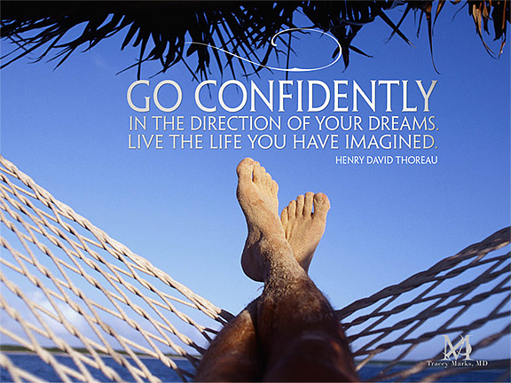 Dream with Confidence