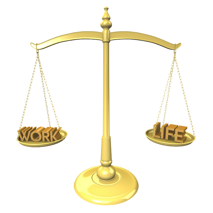 Balance in life can be achieved and sustained here are a few starting