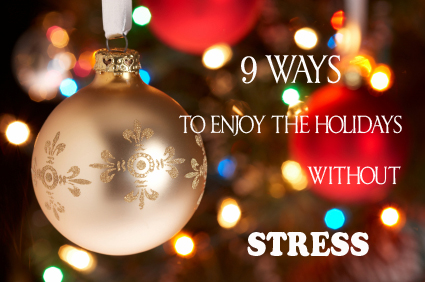 Holiday without stress