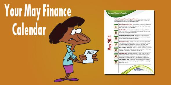 May finance calendar